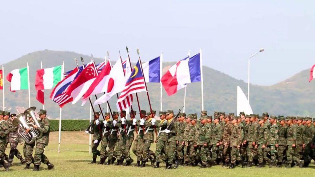 Военные учения Золотая Кобра 2017 (2)