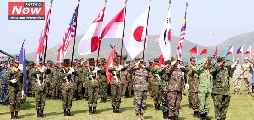 Золотая Кобра 2017 – военные учения в Таиланде