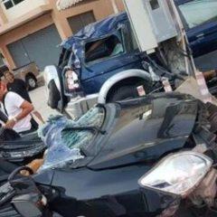 Гражданка Украины пострадала в серьёзной аварии на Пхукете