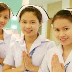 Медицинский осмотр в Бангкок Паттайя госпиталь