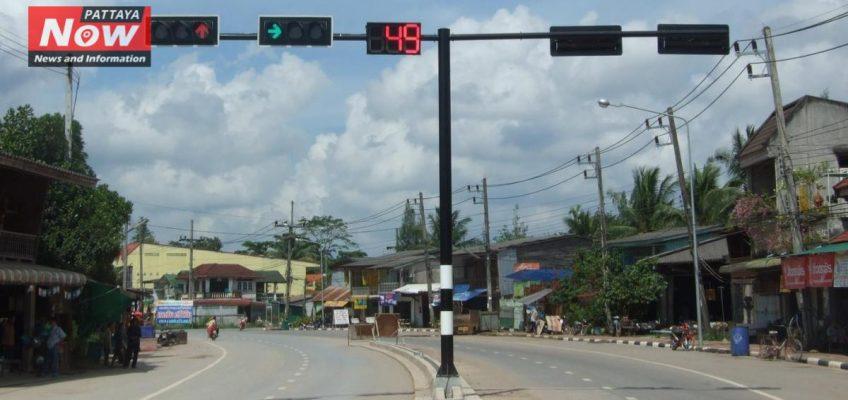 Почему не работают светофоры в Паттайе