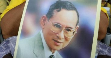 Когда состоятся похороны Короля Таиланда