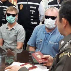 5 лет тюрьмы за работу в Таиланде