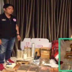Торговец марихуаной в Таиланде зарабатывал 100 тысяч батов ежемесячно
