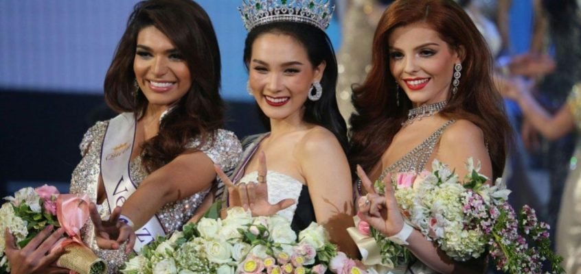 Транссексуал из Таиланда признан самым красивым