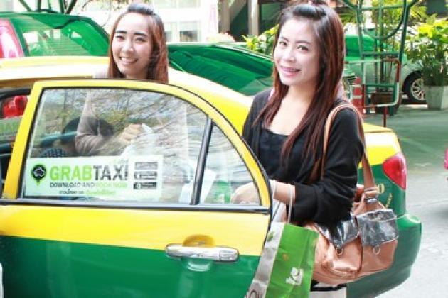 Uber и Grab Taxi под запретом в Таиланде