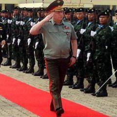 В Таиланд приехал генерал из России