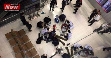 В аэропорту Бангкока разбился пассажир
