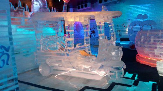 FROST Magical Ice Of Siam снежный городок в Паттайе