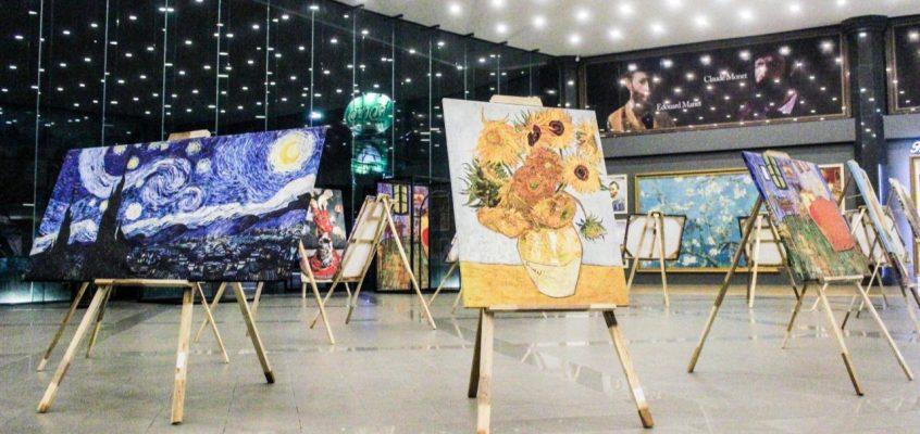Hello Van Gogh Gallery – «окно в Европу» в Таиланде