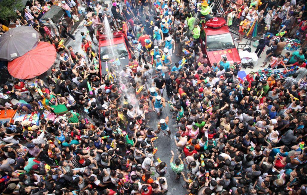 Сонгкран 2017 - руководство для иностранца