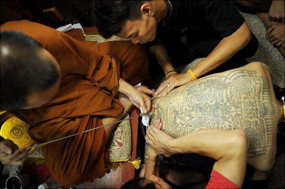 Тайский бокс в Таиланде