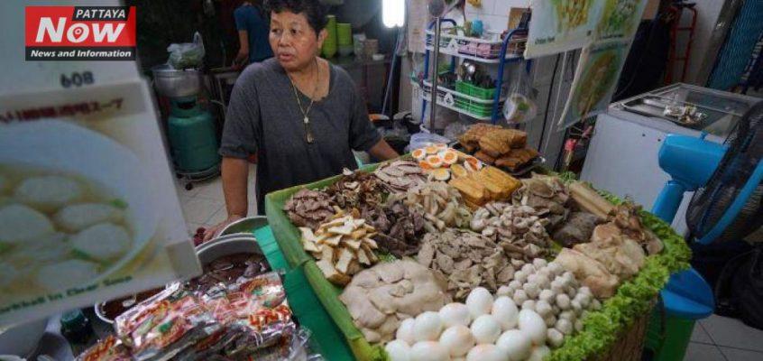 В Бангкоке запретили уличную еду