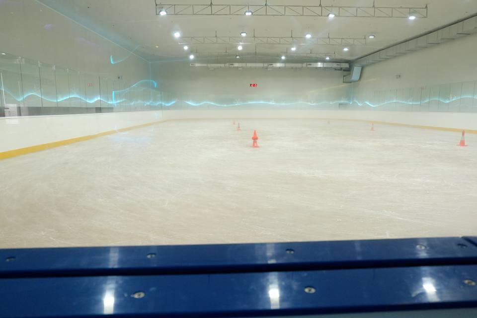 Ледовый каток в Паттайе