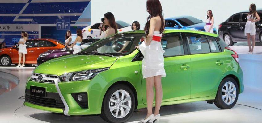 Электрокары Тойота будут выпускать в Таиланде