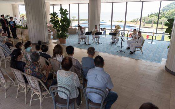 Флотский оркестр ВМС США приглашает на бесплатный концерт в Паттайе