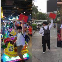 Гордый выпускник в Таиланде (ФОТО)