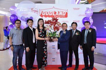 Магазин Foodland открылся в Роял Гарден Плаза в Паттайе