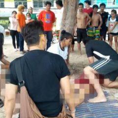 Молния убила женщину на пляже в Таиланде