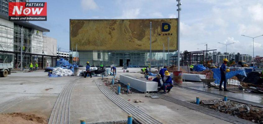 Новый кинотеатр в Паттайе