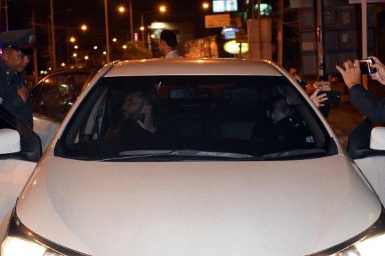 Пьяные русские туристы оказали сопротивление полицейским в Паттайе
