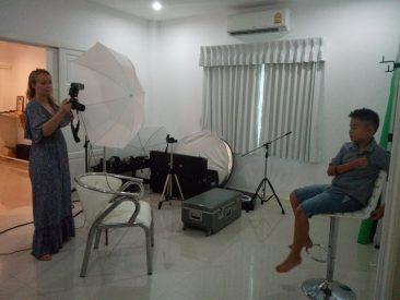 Школа моделей для девочек в Паттайе
