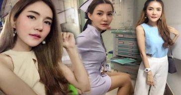 Слишком сексуальная медсестра в Таиланде потеряла работу (ФОТО)