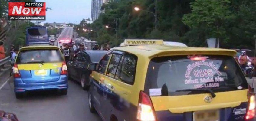 Такси Паттайи против Uber и Grab Taxi (ВИДЕО)