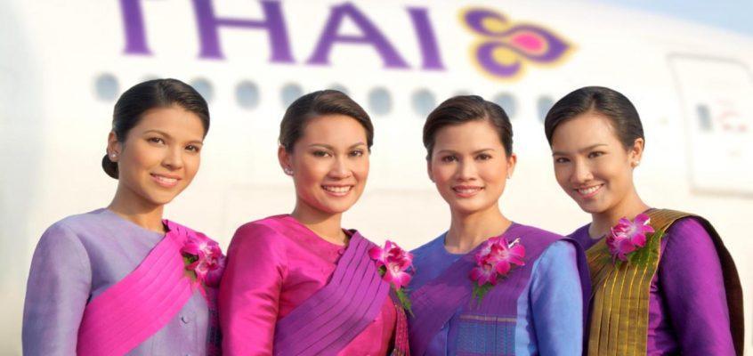 9 сотрудников авиакомпании Thai Airways оказались наркоманами