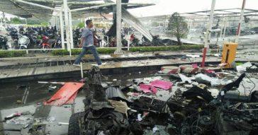 Взрывы в Таиланде — заминирован торговый центр Big C