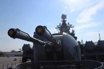 крейсер Варяг в Паттайе