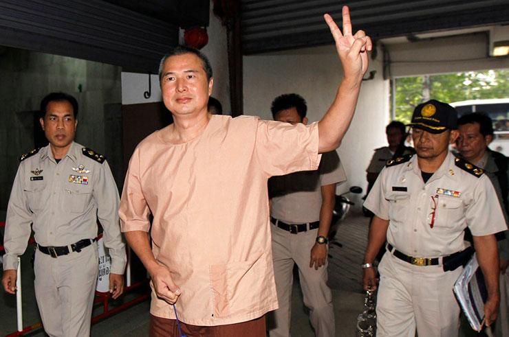 35 лет тюрьмы за оскорбление Короля Таиланда (4)