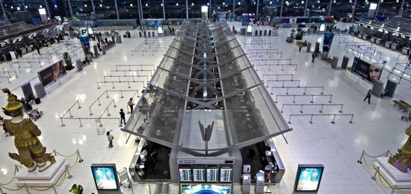 Аэропорт Бангкока признан одним из худших в мире