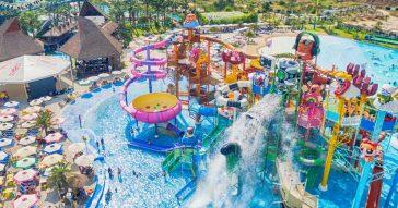 Аквапарки Паттайи — летние акции 2017