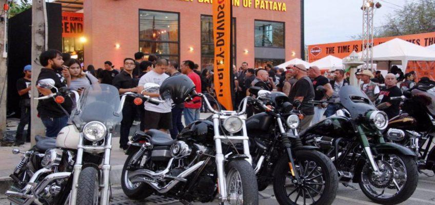 Harley Davidson построит новый завод в Таиланде