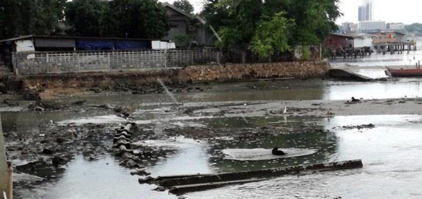 Нелегальная застройка в Паттайе