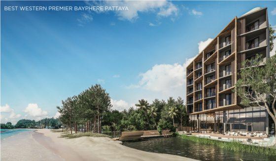Новый отель Best Western построят на Джомтьене