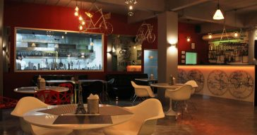The MAP Cafe' Lounge – новое кафе в Паттайе