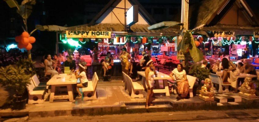 В Паттайе запретили открывать  go-go бары
