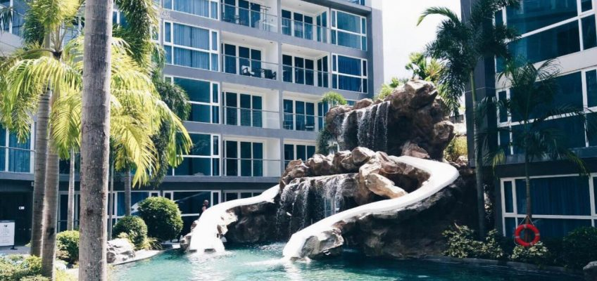 Centara Azure Hotel в Паттайе