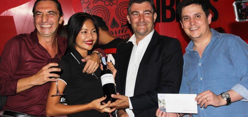 Дегустация вин в Паттайе — Pullman Pattaya Hotel G