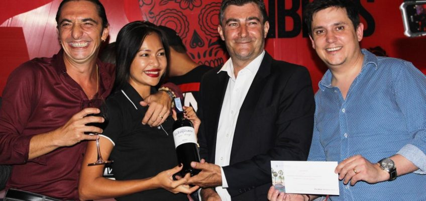 Дегустация вин в Паттайе - Pullman Pattaya Hotel G