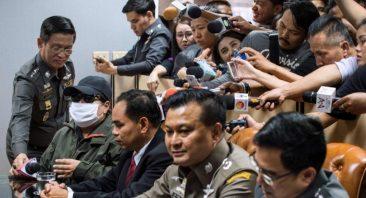Секс скандал в Таиланде