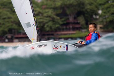 The Optimist World Championship 2017