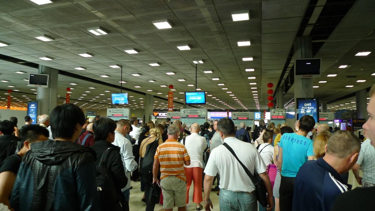 Почему туристам отказывают во въезде в Таиланд