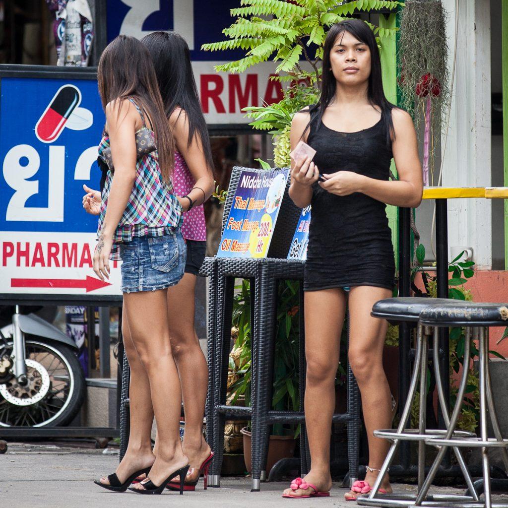 Гонения на трансвеститов в Паттайе