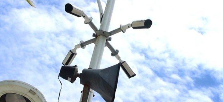 Камеры видеонаблюдения в Паттайе - большинство не работают