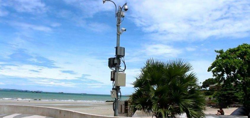 Камеры видеонаблюдения в Паттайе — большинство не работают