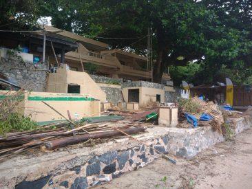 Пляж Кози Бич в Паттайе – реновация и снос зданий