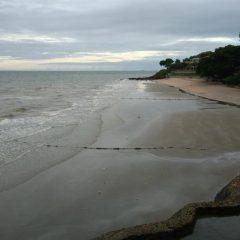 Пляж на Пратамнаке в Паттайе – реновация и снос зданий